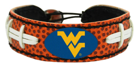 West Virginia Mountaineers Bracelet - Classic Football