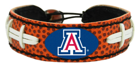 Arizona Wildcats Classic Football Bracelet