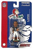 Chicago Bears Anthony Thomas Forever Collectibles Mini Bobblehead