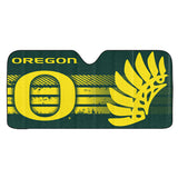 Oregon Ducks Auto Sun Shade 59x27