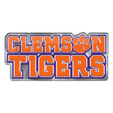 Clemson Tigers Auto Emblem Color Alternate Logo