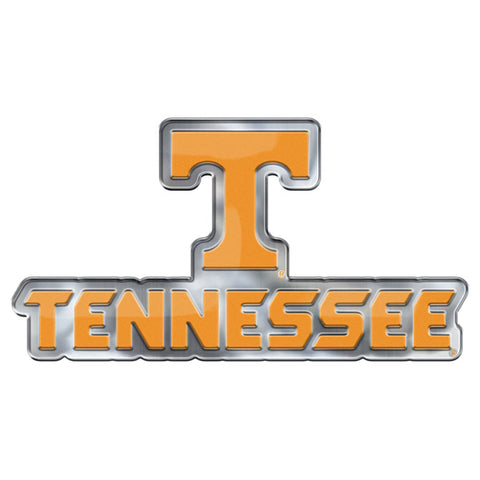 Tennessee Volunteers Auto Emblem Color Alternate Logo