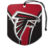 Atlanta Falcons Air Freshener Shield Design 2 Pack