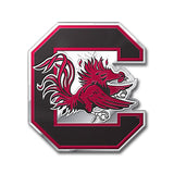 South Carolina Gamecocks Auto Emblem - Color