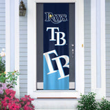Tampa Bay Rays Banner Door