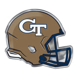 Georgia Tech Yellow Jackets Auto Emblem Helmet Design