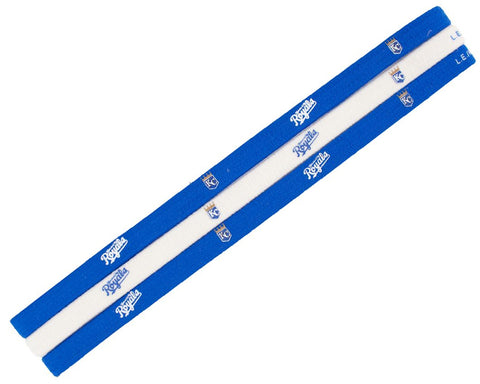 Kansas City Royals Elastic Headbands