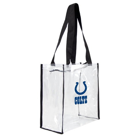 Indianapolis Colts Clear Square Stadium Tote