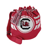 South Carolina Gamecocks Bag Ripple Drawstring Bucket Style