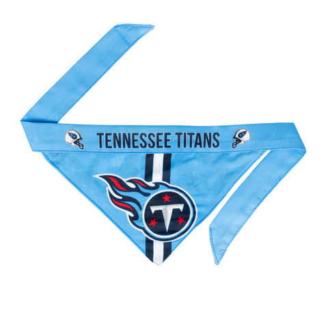 Tennessee Titans Pet Bandanna Size M