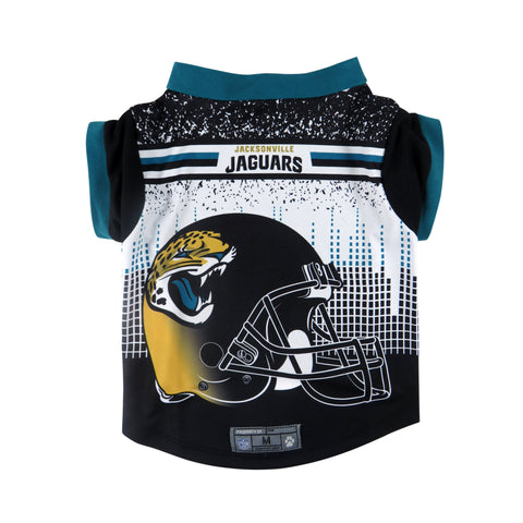 Jacksonville Jaguars Pet Performance Tee Shirt Size XL
