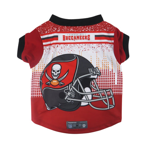 Tampa Bay Buccaneers Pet Performance Tee Shirt Size S