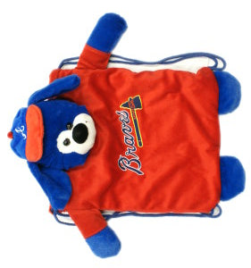 Atlanta Braves Backpack Pal