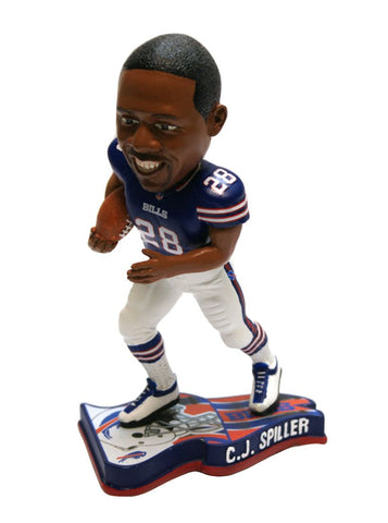 Buffalo Bills C.J. Spiller Pennant Base Bobblehead