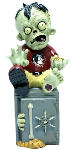 Florida State Seminoles Zombie Figurine Bank