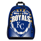 Kansas City Royals Backpack Lightning Style