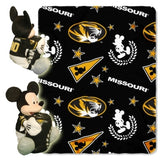 Missouri Tigers Blanket Disney Hugger