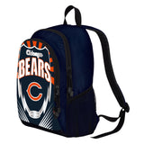Chicago Bears Backpack Lightning Style