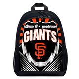 San Francisco Giants Backpack Lightning Style