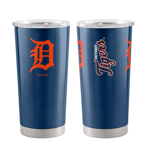Detroit Tigers Travel Tumbler 20oz Ultra Navy