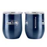 Seattle Seahawks Travel Tumbler 16oz Ultra Curved Beverage