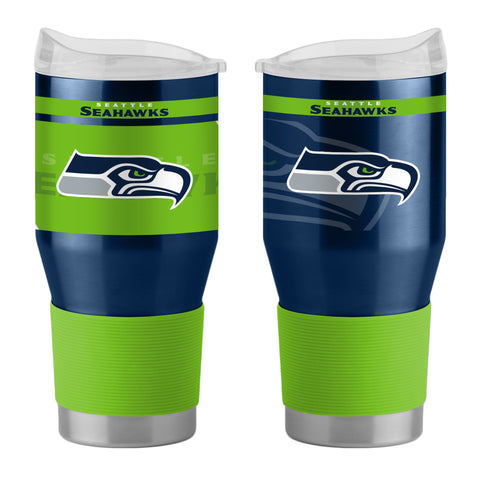 Seattle Seahawks Travel Tumbler 24oz Ultra Twist - Special Order