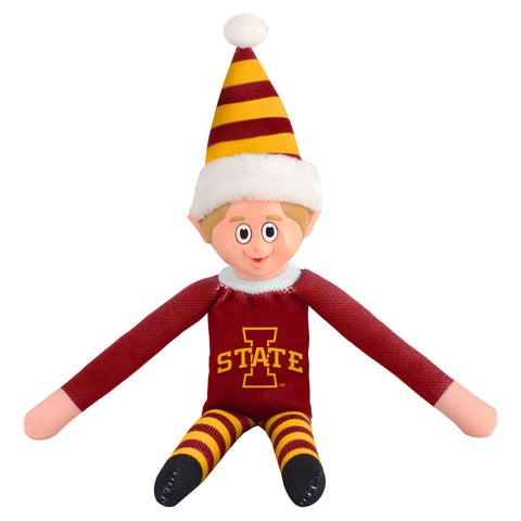 Iowa State Cyclones Plush Elf