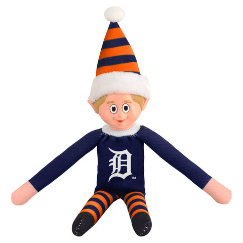 Detroit Tigers Plush Elf