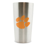 Clemson Tigers Thermo Cup 14oz Stainless Steel Double Wall