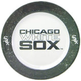 Chicago White Sox 4 Piece Dinner Plate Set