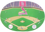 St. Louis Cardinals Set of 4 Placemats
