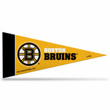Boston Bruins Mini Pennants - 8 Piece Set