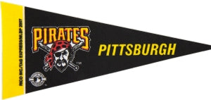 Pittsburgh Pirates Pennant Set Mini 8 Piece
