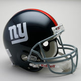 New York Giants 1961-74 Throwback Pro Line Helmet - Special Order
