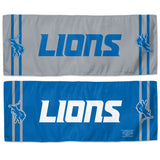 Detroit Lions Cooling Towel 12x30 - Special Order