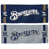Milwaukee Brewers Cooling Towel 12x30