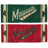 Minnesota Wild Cooling Towel 12x30