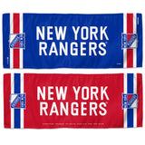 New York Rangers Cooling Towel 12x30