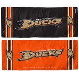 Anaheim Ducks Cooling Towel 12x30