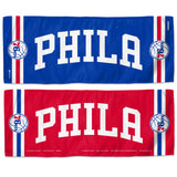 Philadelphia 76ers Cooling Towel 12x30