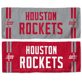 Houston Rockets Cooling Towel 12x30 - Special Order