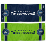 Minnesota Timberwolves Cooling Towel 12x30 - Special Order