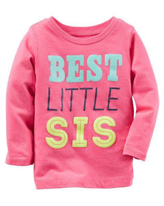 Best Little Sis Tee