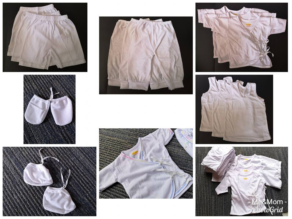 Newborn Clothing Set