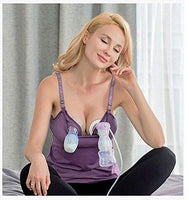 Handsfree Nursing/Pumping Tank Top - Design 1