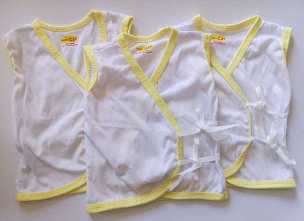 Newborn Sleeveless (3's)