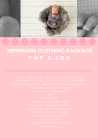 NEWBORN CLOTHING PACKAGE