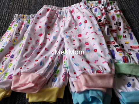 Newborn Pajama  Cotton with Print