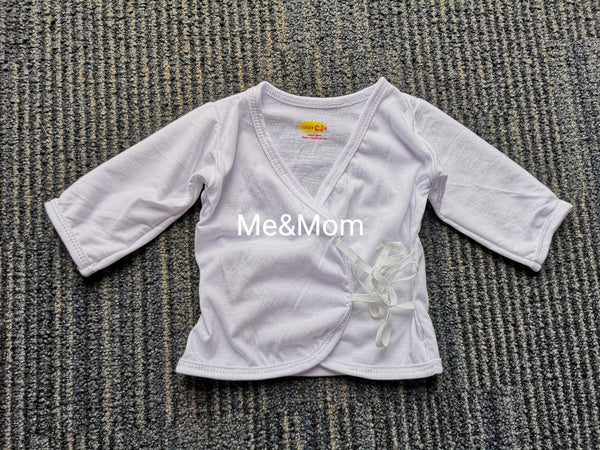 Newborn Long Sleeves 3 Pcs Tie-side