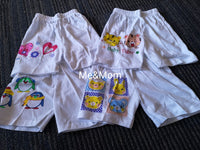 Shorts for Newborn - Printed